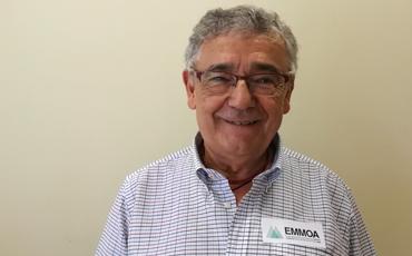 Alberto Cáceres apoya a EMMOA