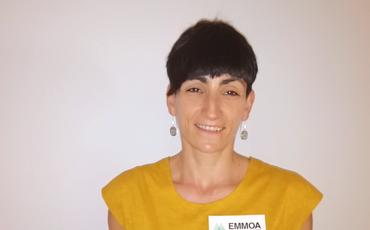Oihana Kortazar apoya a EMMOA