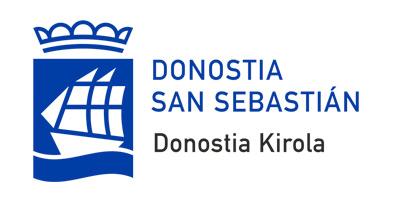 Logotipo Donostia Udala Kirolak