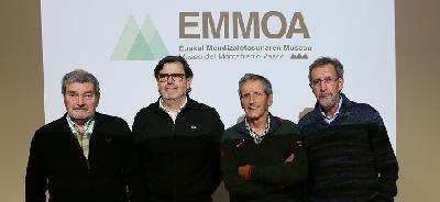 EMMOA se presentó a los medios de comunicación en Donostia