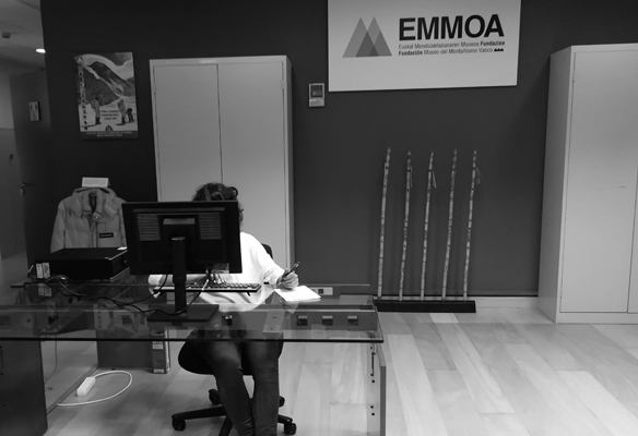 Voluntarios de EMMOA